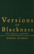 Versions of Blackness