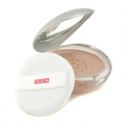 Silk Touch Compact Powder Compact Face Powder With Aloe Vera - # 03, 11g/10ml