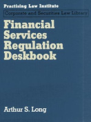Financial Services Regulation Deskbook