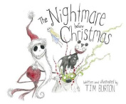 Nightmare Before Christmas Picture Book