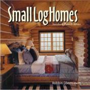 Small Log Home PB