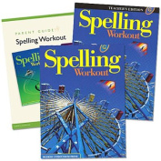Spelling Workout Homeschool Bundle, Level G