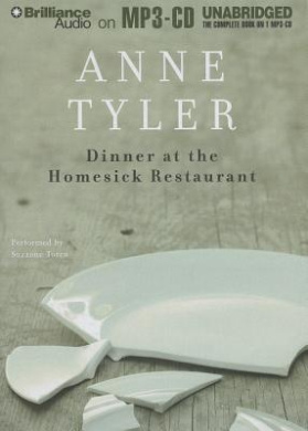 an analysis of dinner at the homesick restaurant a novel by anne tyler Literature analysis: dinner at the homesick restaurant 1) dinner at the homesick restaurant symbolism is also used throughout the novel the dinner.
