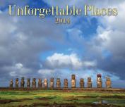 Unforgettable Places 2014