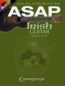 Asap Irish Guitar Learn How to Play the Irish Way Gtr Tab Bk/CD