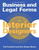Business and Legal Forms for Interior Designers [With CDROM]