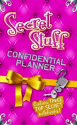 Secret Stuff Confidential Planner