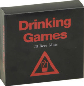 Drinking Games Beer Mats