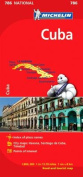 Michelin Cuba Map 786 (Maps/Country