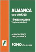 Pocket Dictionary German-Turkish/Turkish-German