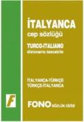 Pocket Dictionary Italian-Turkish/Turkish-Italian