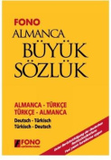 Comprehensive Dictionary German-Turkish/Turkish-German
