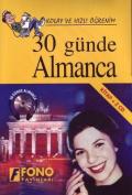 German in 30 Days for Turkish Speakers