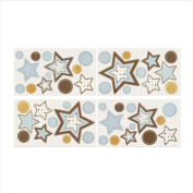 Pem America Mod Star Wall Decals