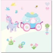 Fun to See Princess Children's Wall Decals