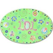 Stupell Industries The Kids Room Wall Plaque - LOL Polka Dot
