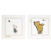 NoJo My Friend Pooh 2-Piece Wall Art