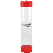 Viewtainer Storage Container 5.1cm - 1.9cm x 30cm -Red