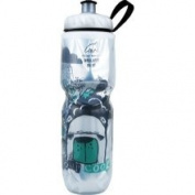 Polar Bottle Graphic 710ml Insulated Water Bottle - Manga Bear