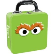 Sesame Street Oscar The Grouch Square Tin Tote