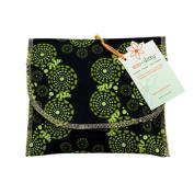 Ecoditty ECD-WDEYES Wich Ditty Organic Sandwich Bag, Eyes of The World