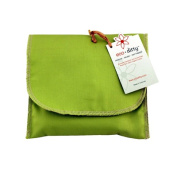 Wich Ditty Organic Sandwich Bag, Spring Green (solid). by Ecoditty