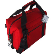 12 Pack Soft Side Cooler - Red