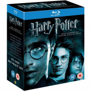Harry Potter [Region 2] The Complete 8 Film Collection [Blu-ray] [Blu-ray]