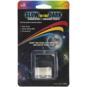 Palmer 490711 Glow In The Dark Fluorescent Paint 5ml-Blue