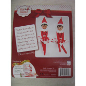 Claus Couture Elf on the Shelf Skirt Collector's Edition 2012