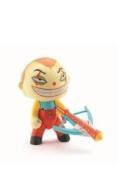 Djeco Rictus Superhero Arty Toy