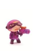 Figure superhero Mysteria Arty Toys Djeco