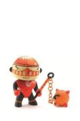 Djeco Redpower Knight Arty Toy