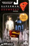 DC Direct Superman Doomsday Action Figure Lex Luthor & Superman's Robot
