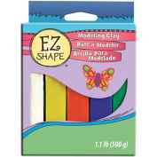 Ez Shape Clay - Bright Colour Set