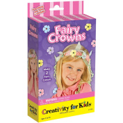 Creativity For Kids Activity Kits, Fairy Crowns, 2/pkg