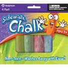 Sidewalk Chalk (6 pack)