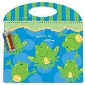 Stephen Joseph Frog Doodle Pad