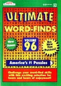 Kappa Ultimate Word-Finds Book Adult 112-Pages