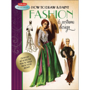 Walter Foster Creative Books-How To Draw & Paint Fashion Design
