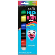 Palmer Face And Body Paint Set .2220ml 6/Pkg