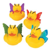 Butterfly Rubber Duckies - Novelty Toys & Rubber Duckies