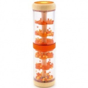 Orange Rain Shaker
