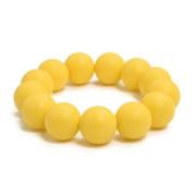 Chewbeads Cornelia Bracelet - Sunshine Yellow