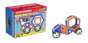 Magformers Magnetic Building Construction Set - 30 Piece XL Cruisers Car Set