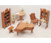 Dollhouse Furniture Kit-Library