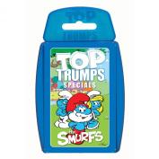 Smurfs Top Trumps