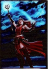Max Protection 50 Count SMALL YUGIOH Size Card Sleeves Mistress of the Elements