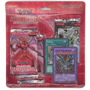 Yu-gi-oh! Yugioh English Cards - Strike of Neos Pack Gift Set [Special Edition]