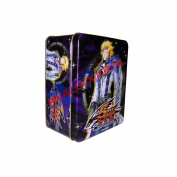 YuGiOh 5D's 2009 Exclusive Collector's Tin Jack Atlas ( XX-Saber Gottoms ) [Toy]